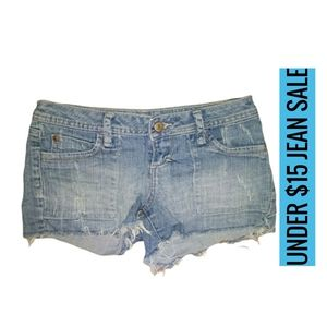 Zco Jean Shorts Size 5